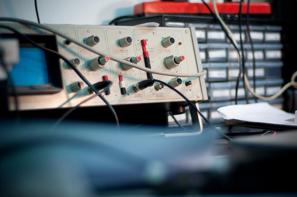 oscilloscope digital